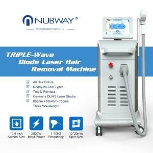 Wholesale full body hair removal: Diode Laser Soprano Hair Removal Machines
