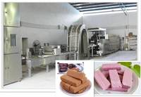 Sell wafer biscuit processing machine