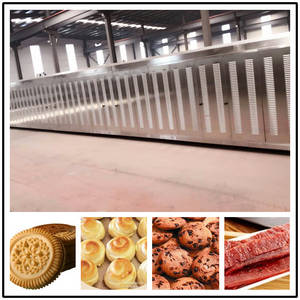 Wholesale pastry stand: Tunnel Oven / Baking Tunnel Oven for Snacks Baking Machine From China