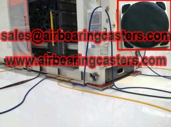 Sell Air casters air moving skates details
