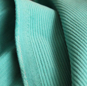 Wholesale yarn dyed cotton fabric: 100% Cotton 8 Wale Corduroy Fabric