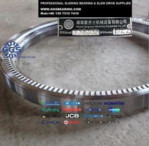 Wholesale excavator swing bearing: KATO NK200 NK400 NK500 Swing Bearing for Cranes and Excavators