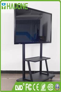 Wholesale interactive digital signage: 55-Inch Interactive Digital Signage Touchscreen for Education and Meeting
