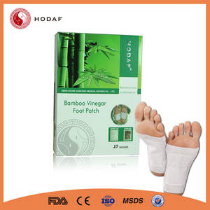 Wholesale body care: Relax body foot care detox  Foot Patch