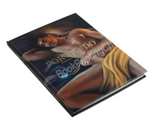 Wholesale customized service: Custom Services Full Color Hardcover Art Book Printing