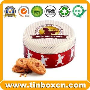 Wholesale cookie: Cookies Tin,Biscuit Tin,Cake Tin,Food Tin Box,Food Tin Can