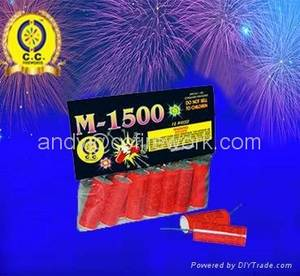 Wholesale firecrackers: Firecracker Fireworks M-1500 Match  Cracker Banger Thunder Bomb  Toy Fireworks  Wholesale Best Price