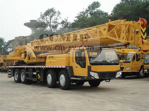 Wholesale trucks equipped with manual: Xugong RT35 35ton Used Rough Terrain Crane with Low Price