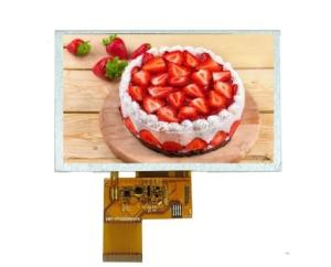 Wholesale 20x4 character lcd module: Programmable 5 Inch ILI5960 Industrial TFT Display