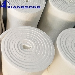 Wholesale alumina ceramic: Factory Price Alumina Silicate Needle Ceramic Fiber Insulation Blanket