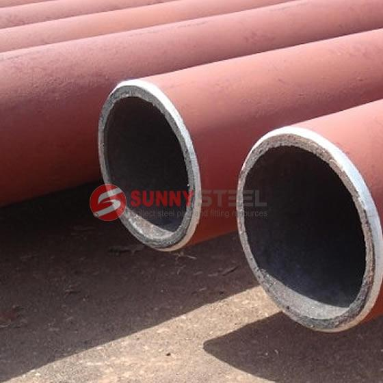 Sell Abrasion resistant ceramic lined pipe