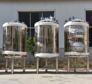 Wholesale restaurant equipment: 500L Beer Brewing Equipment for Microbrewery or Hotel or Restaurant or Pub