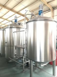 Wholesale steel filling cabinet: 300L 500L 1000L 2000L Microbrewery Beer Brewery Equipment