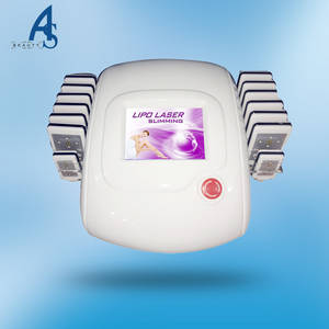 Wholesale blood test equipment: Portable 650nm Lipo Laser Slimming Machine