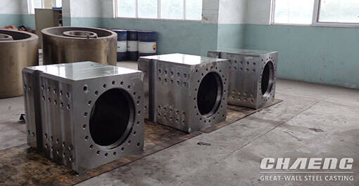 Sell oil cylinder block