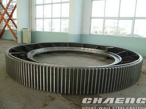 Wholesale Gears: Customized Ball Mill and Kiln Girth Gear Ring