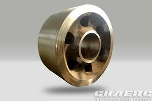 Wholesale spare parts: Rotary Kiln Spare Parts Support Roller /Support Wheel