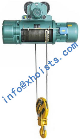 Sell Electric Wire Rope Hoist
