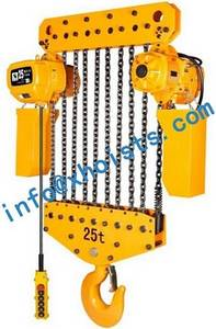 Wholesale double sided remote control: Electric Hoist 15Ton-35Ton (With Bolts)