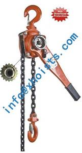Wholesale 5ton gantry crane: Lever Hoist