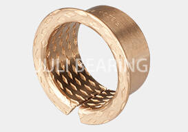 Wholesale rolling bearing: Factory Outlet JLB 090F Copper-based Rolling Bearing Flange