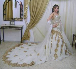 Wholesale flower girl dress: Wedding Dress Evening Dress Caftan
