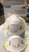 3M 8210 N95 Particulate Respirator Face Mask 2