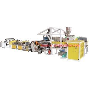 Wholesale Plastic Extruders: PET Sheet Extrusion Line
