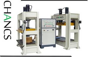 Wholesale hf bending press: High Frequency Plywood Bending Press