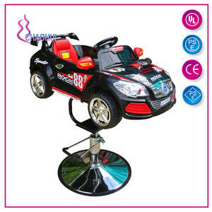 Wholesale barber chair: Hot sale children barber chair Car