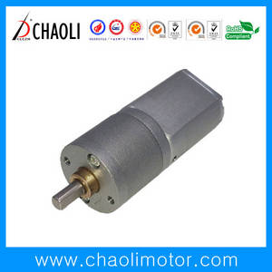 Wholesale dc geared motor: 100mA Low Speed DC Spur Gear Motor 130 for Storage Box and Safe Box