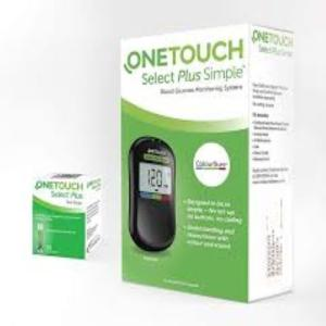 Wholesale blood glucose meters: One Touch Simple Blood Glucose Meter Monitor