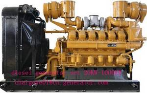 Wholesale Gas Turbine Generators: Disel Generator  Set 20KW-1000KW