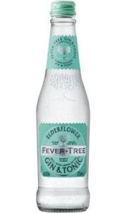 Wholesale premix: Fever Tree - Premixed Elderflower Gin and Tonic