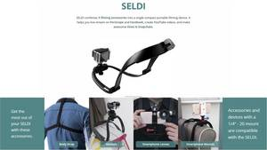 Wholesale camera: SELDI (Portable Multifunction Camera / Mobile Phone Rig)