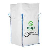 Epp Circular Bulk Bag with Discharge Spout Jumbo Bag 1 Ton Tote Bag Circular Fibc Bag Big Bag 2