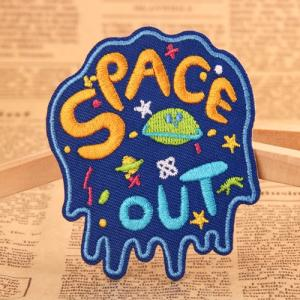 Wholesale cheap patches: Space Out Cheap Patches