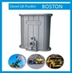 Big Oil Filters for Diesel Engine Powered Vehicles