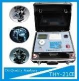 Suitcase Lubricating Oil Analysis Kit