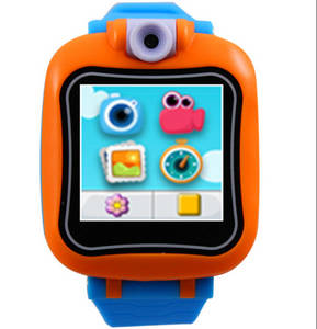 Wholesale pc webcam: Hot Sell Kids Smart Watch 90 Degree Rotaion Camera Watch