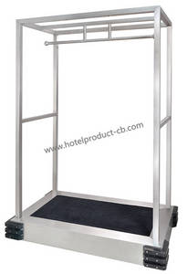 Wholesale Luggage Cart: New Arrive Square Tube Luggage Cart