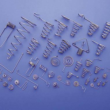 Sell springs, metal springs, springs machining