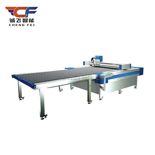 Advertising Industry Cutting Machine KT Board Thin Foam Board