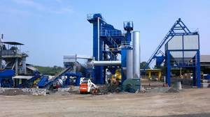 Wholesale Other Textile Machinery: RD105 Stationary asphalt mixers