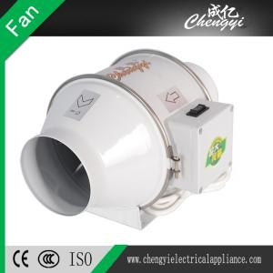 Wholesale hydroponic: Best Price 5 '' 125mm Mixed Flow Inline Duct Fan Mixed Hydroponics Inline Fan Exhaust Tube Pipe Fan