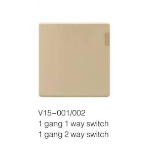 Wholesale button switch: Cheap  1gang Switch with Neon with Big Button for Hot Sale