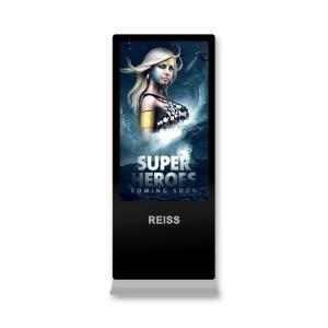 Wholesale led: Ultra Slim Indoor P2.5 Portable LCD/LED Advertising Digital Signage