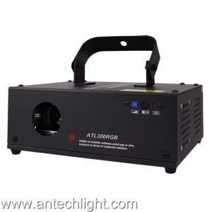 Wholesale stage show laser light: RGB Animation Laser ATL300RGB