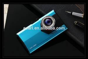 Wholesale car dash cam: 3 1080p HD Car DVR Camera 170 Degree Dual Lens Car Dash Camera Car DVR with GPS G-sensor