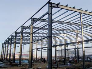 Wholesale z section steel purlin: Steel Structure Workshop or Steel Structure Warehouse